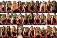 Miss Belgium 2017 Meet the Finalists