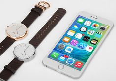 Elephone W2 Smart Watch – Free Android App, 30ATM Water Resistant, Fitness Trackers, Bluetooth