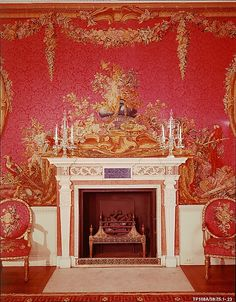 Tapestry Room from Croome Court  Room designed by Robert Adam  (English, Kirclady, Fifeshire, Scotland 1728–1792 London)...  Metropolitan Museum of Art, New York...  From...  http://www.metmuseum.org/collections/search-the-collections/120026086?img=10