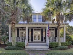 Palmetto Bluff Village Home with Golf Cart & Golf Access; Close to Chapel & Inn - Palmetto Bluff Beach Cottage Style, Beach House, Low Country Homes, Palmetto Bluff, Cottage Exterior, River House, Pool Houses, Beach Cottages, My House
