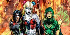 DC Comics Pull Box For 3-8-17 (New Comics and Merchandise)