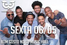 SP Music Hall | Super Show com Mumuzinho e Grupo Bom Gosto - http://www.baladassp.com.br/balada-sp-evento/SP-Music-Hall/173