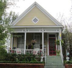 Yellow House  Columbus, GA