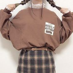 Harajuku Fashion, Japan Fashion, Hijab Fashion, Love Fashion, Korean Fashion, Girl Fashion, Fashion Outfits, Edgy Outfits, Korean Outfits
