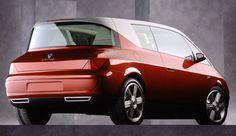 Renault Avantime (2001 - 2003). Mooie uitlaat