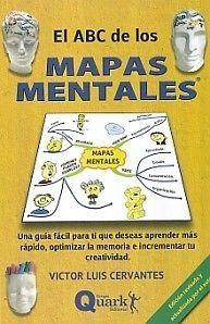 ABC DE LOS MAPAS MENTALES   VICTOR LUIS CERVANTES   SIGMARLIBROS