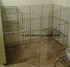 diy indoor rabbit cage - Google Search
