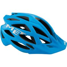 Browse our amazing range of Bike Helmets - available with free delivery worldwide & hassle free returns. Cycling Helmet, Cycling Outfit, Bicycle Helmet, Xc Mountain Bike, Mountain Bike Helmets, Merlin Cycles, American Day, Cyan Blue, Full Face Helmets
