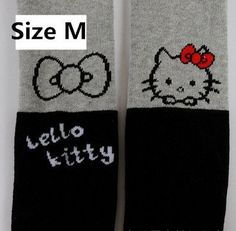Children Tight Winter Stockings Thick Tights For Girls Pantyhose Hello Kitty Cat Cute Cartoon Full Foot Stocking From 2-13T