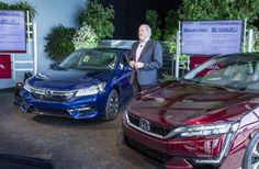 Honda Clarity : à hydrogène … mais aussi hybride rechargeable !