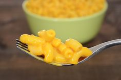 """macaroni and cheese"""
