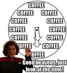 Janeway is bae