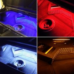 Chevy Corvette Cargo trunk led www.corvettesolution.com. Chevy Corvette Solutiontrunk LED lighting kit will light brighten up your cargo area when opened Show off your Trunk area people will be Amazed on How much light you are putting out (58 High output SMD) These are designed to taponto With easy connectors (NO CUTTING) to yourfactory trunk/hatch lights so they only come on when the trunk/hatch or interior lights are on. Kit Comes with Wipes to Clean the Surface to where they will be…