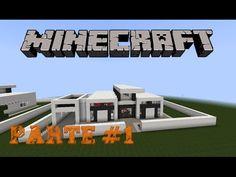 Minecraft houses on pinterest minecraft buildings cool for Como hacer una casa moderna y grande en minecraft 1 5 2
