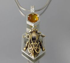 lion honeycomb jewelry