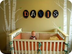 I want this in my baby's room!
