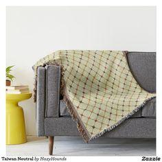 Taiwan Neutral Throw Blanket http://www.zazzle.com/taiwan_neutral_throw_blanket-256884620257020193?CMPN=shareicon&lang=en&social=true&view=113596724486422214&rf=238588924226571373