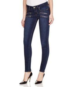 Paige Denim Edgemont Skinny Jeans in Nottingham | Bloomingdale's