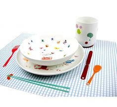 placemat sweet cat - eten - eten en drinken - Djeco - Lunabloom - conceptstore for happy kids