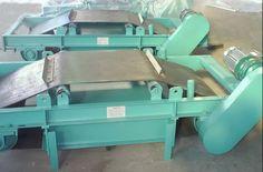 RCYC crossbelt magnetic separator