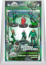 DC Green Lantern Booster Gravity Feed Heroclix
