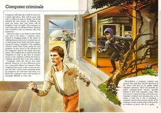 Cybercrime predicted in 1991!