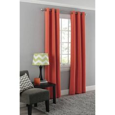 Free 2-day shipping on qualified orders over $35. Buy Mainstays Blackout Energy Efficient Grommet Curtain Panel at Walmart.com