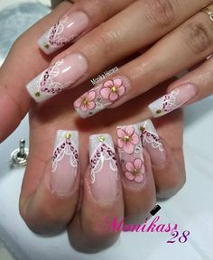 Creative Nail Designs, Colorful Nail Designs, Gel Nail Designs, Creative Nails, Coffin Nails, Acrylic Nails, Gel Nails, Manicure, Nail Polish