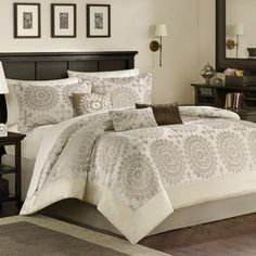 could i do this with a black bedframe and black furnitureif i bedding for black furniture