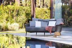 CASCADE 1S - designer Garden sofas from Manutti ✓ all information ✓ high-resolution images ✓ CADs ✓ catalogues ✓ contact information ✓ find..