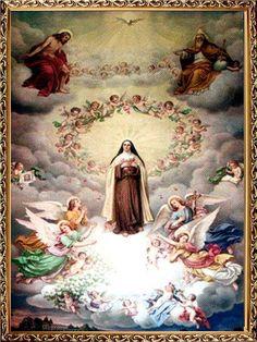 Amabilísima santa Teresita del Niño Jesús, ejemplo de pureza, de generosidad y entrega, que nuncanegaste nada a tu amadísimo Jesús,...