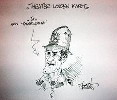 Theater Londen ingestort