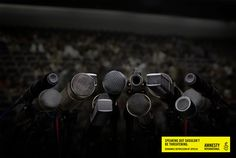 Adeevee - Amnesty International: Fear, Speaking out
