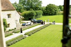 A sunny outlook from the Bridal Suite at Notley Abbey.  www.dpweddingphotography.co.uk