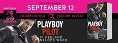 Renee Entress's Blog: [Excerpt Reveal] Playboy Pilot by Penelope Ward & ...