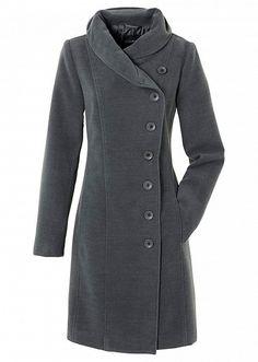 Kabát Se stojáčkem a dvěma kapsami • 1299.0 Kč • Bon prix