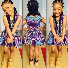 Its African inspired. — African print mini skirt made by laviye valentine Shop it. Ankara Styles For Kids, African Dresses For Kids, African Children, African Print Dresses, African Women, Girls Dresses, Tutu Dresses, African Prints, African Inspired Fashion