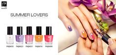 Gorgeous colours perfect for summer!