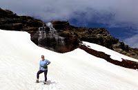 Chorreras Negras.Pepita Estevez Sierra Nevada, Mount Everest, Mountains, Nature, Travel, Trekking, Waterfalls, Naturaleza, Viajes