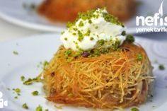 Hindistan Cevizli Şerbetli Tatlı – Nefis Yemek Tarifleri Turkish Recipes, Ethnic Recipes, Appetisers, Something Sweet, Food Art, Iftar, Stew, Cabbage, Food And Drink