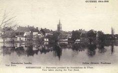 WWI ROESBRUGGE HARINGE geboortedorp AGNES YVONNE LOAGIE ° 16/09/1917