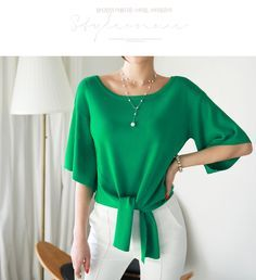 N - Korean Women's Fashion Shopping Mall, Styleonme. Cute Cheap Outfits, Casual Skirt Outfits, Stylish Outfits, Fashion Outfits, Womens Fashion, Blouse Styles, Blouse Designs, Make Your Own Clothes, Moda Chic