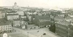Alvar Aalto, History Photos, Helsinki, Good Old, Old Pictures, Time Travel, Finland, Paris Skyline, Nostalgia