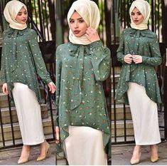 Image may contain: 3 people, people standing Iranian Women Fashion, Arab Fashion, Islamic Fashion, Muslim Fashion, Mode Abaya, Mode Hijab, Dress Muslim Modern, Skirt Fashion, Fashion Outfits
