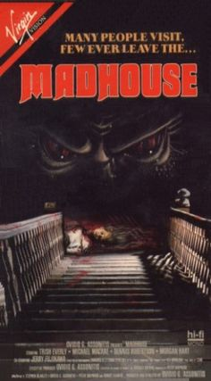 madhouse vhs front