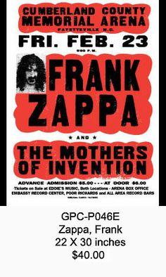 Frank Zappa & MOI