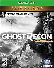 VERY GOODTom Clancy's Ghost Recon:WildlandsGoldEdition(Microsoft Xbox One, 2017)