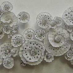 Ferri Garcès: Volumes: Papier de soie  20 x 30cm