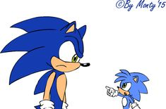 .:Sonic n Monty quarrel animation:. by MontyTH