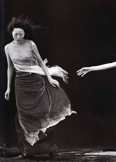 Peter Lindbergh for Vogue Italia, May 1999